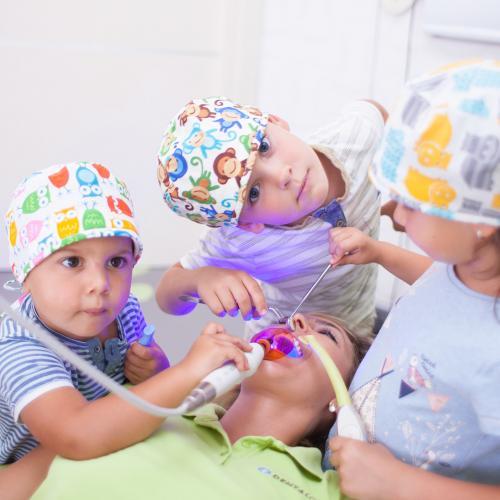 Pedodoncja - leczenie dzieci